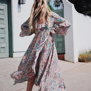 Spell Sayulita Dress XS